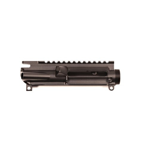 Noveske Rifleworks 5.56mm/223 Stripped Flattop Upper Receiver with Extended Feed Ramps Black