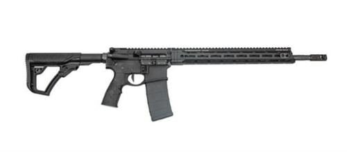 "Daniel Defense DDM4 V7 Pro 5.56mm Black 18"" Barrel CA Legal"