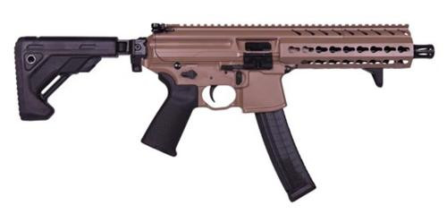 "Sig MPX PDW SBR, 9mm, 8"", 30rd, Flat Dark Earth, Keymod Rail, ALL NFA RULES APPLY"