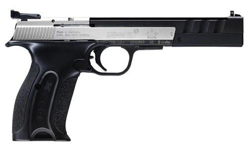 "Walther Hammerli X-Esse Sport Pistol Long 22LR 6"" Barrel 2x 10rd Mags"