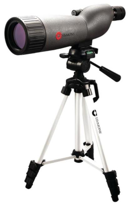 Simmons Optics Spotting Scope 20-60x60mm Rubber Armor Matte Black