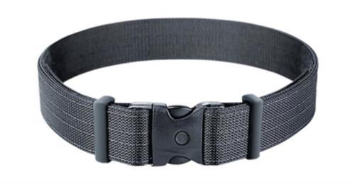 "Uncle Mike's Deluxe Duty Belt XL, Fits Waists 44""-48"", Black Nylon"