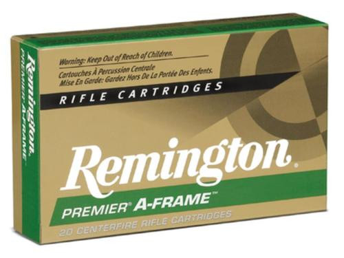 Remington Premier 375H&H Mag 300gr, PSPAF, 20rd/Box