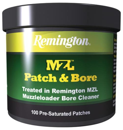 Remington MZL Patch & Bore
