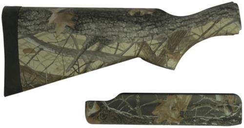 Remington 870 12 Ga Stock & Fore-end Set with Supercell Recoil Pad Realtree Hardwood APG Camo