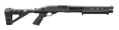 "Remington 870 Tac-14 12 Ga, 14"" Barrel, Arm Brace, Magpul M-Lok Fore-end, 5rd"
