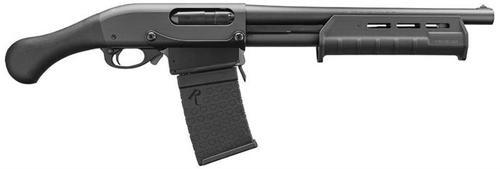 """Remington 870 DM Tac-14, 12 Ga, 14"""" Barrel, Shockwave Grip, Magpul Fore-end, 6rd Mag"""