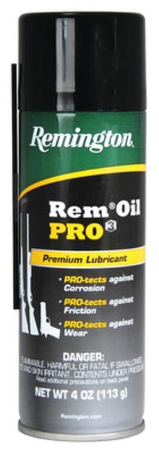 Remington Rem Oil Pro3 Lubricant/Protectant 4oz