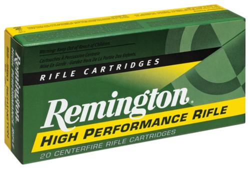 Remington .45-70 Government 300gr, Semi-Jacketed Hollow Point, 20rd Box