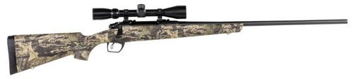 """Remington Model 783, Bolt Action Rifle, 7MM Remington, 24"""" Barrel, 1:10 Twist, Mossy Oak Breakup Camo Finish, Synthetic Stock with SuperCell Recoil Pad, Right Hand, 3-9x40MM Scope Included, 4Rd, Detachable Magazine, CrossFire Adjustable Trigger"""