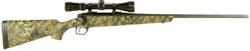 "Remington Model 783, Bolt Action Rifle, 300 Winchester Magnum, 24"" Barrel, 1:10 Twist, Mossy Oak Breakup Camo Finish, Synthetic Stock with SuperCell Recoil Pad, Right Hand, 3-9x40MM Scope Included, 4Rd, Detachable Magazine, CrossFire Adjustable Trigger"