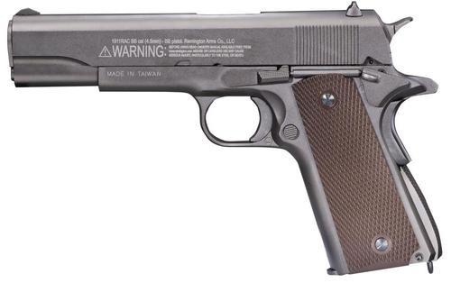 Remington Airguns RAC Air Pistol CO2 .177 BB Black