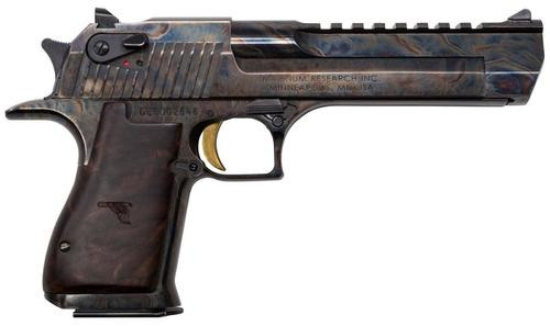 "Desert Eagle Mark XIX 357 Mag 6"" Barrel, Case Hardened Finish 9rd Mag"