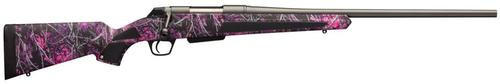 """Winchester XPR Compact Bolt 7mm-08 Rem 20"""" Barrel, Synthetic Muddy G, 3rd"""