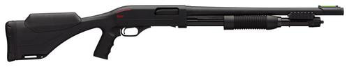"Winchester SXP Pump 20 Ga 18"" 3"", Synthetic Black, Pistol Grip, 5rd"