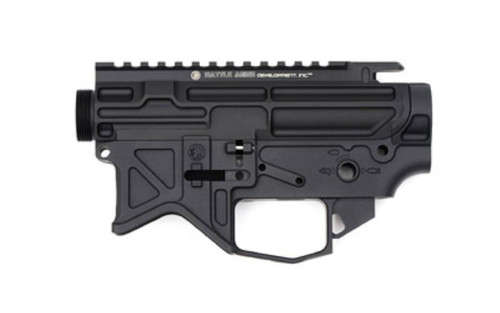 Battle Arms Development Lightweight Upper/Lower Set 223 Rem/5.56mm, Black, Billet 7075-T6 Aluminum