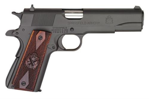 Springfield 45 ACP MIL-SPEC Parkerized Package