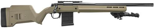 "Remington 700 Magpul Enhanced, 308 Win 20"" Brrel Flat Dark Earth Magpul Hunter Stock 10rd Detachable Mag"