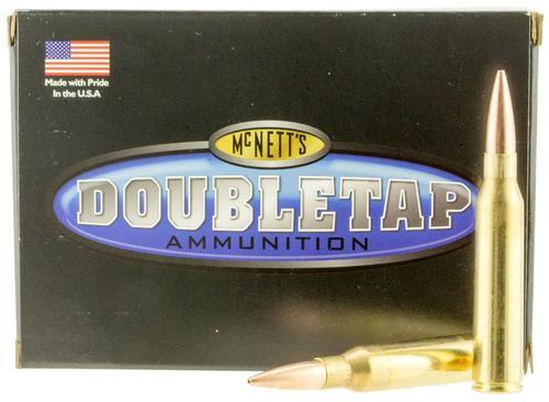 DoubleTap DT Longrange 338 Lapua Magnum 300gr, Hollow Point Boat Tail 20rd Box