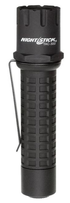 Nightstick Tactical Flashlight 180 Lumens CR123A Lithium (2), Black