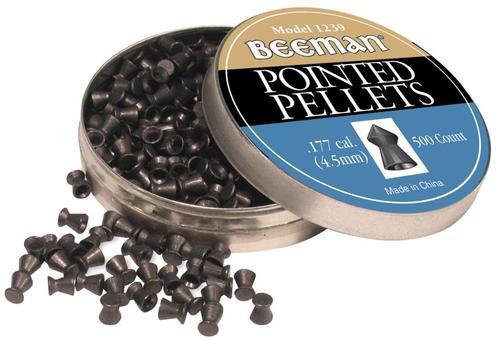 Beeman Pointed Pellets .177 500