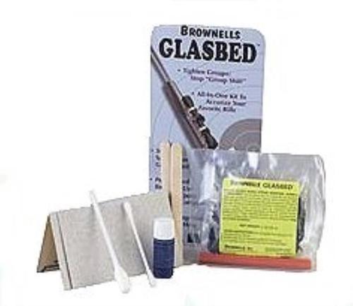 Brownells Glasbed Kit Glasbed Kit 9 Piece