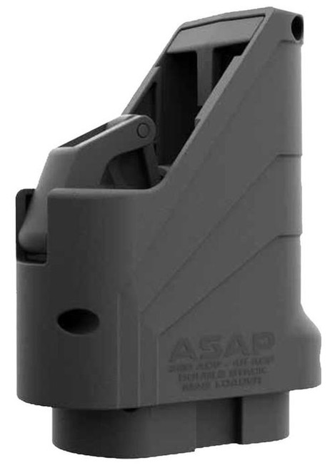 Butler Creek ASAP Pistol Loader, Gray, Fits Most Double Stack Magazines .380ACP-.45ACP