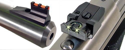 Williams Firesight Handgun Adjustable S&W SD-9 and SD-40 Red/Green