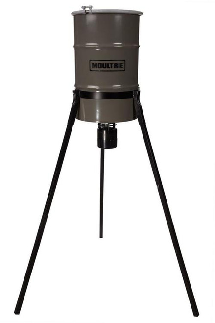 Moultrie Pro Hunter Tripod Feeder 30 Gallon