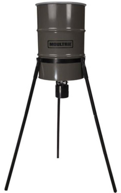 Moultrie Pro Hunter Tripod Feeder 55 Gallon