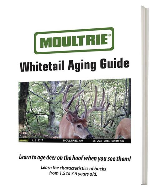 Moultrie Booklet for Deer Aging