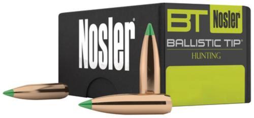 Nosler Ballistic Tip 458 Caliber .458 300gr, Ballistic Tip, 50rd/Box