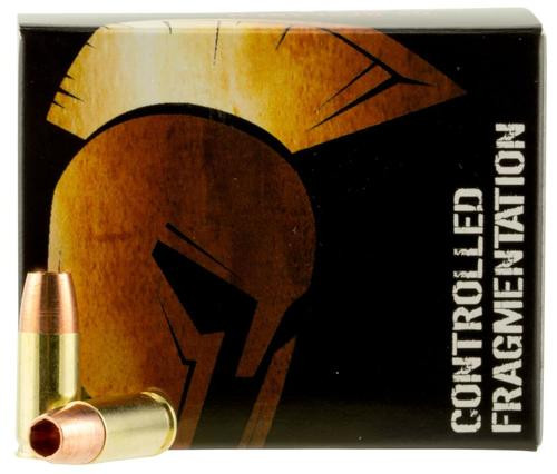 G2 Research Telos, 9mm +P, 92gr, Lead Free Copper, 20rd Box, California Certified Nonlead Ammunition