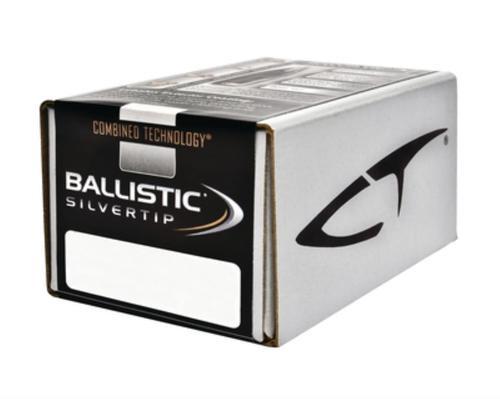 Nosler Ballistic Silvertip Varmint .224 55gr, 22 Caliber 100 Per Box