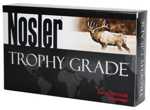 Nosler Trophy Grade 270 Weatherby Magnum 150gr, AccuBond Long Range 20 Bx