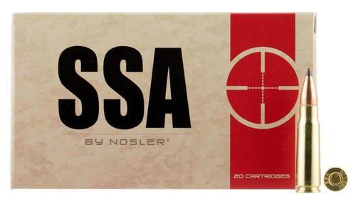 Nosler SSA 7.62X39mm 123gr, Varmageddon, 20rd Box