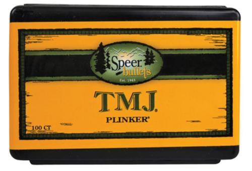 Speer Rifle 30 Caliber .308 110gr, TMJ Encased Core Full Jacket RN 100 Box