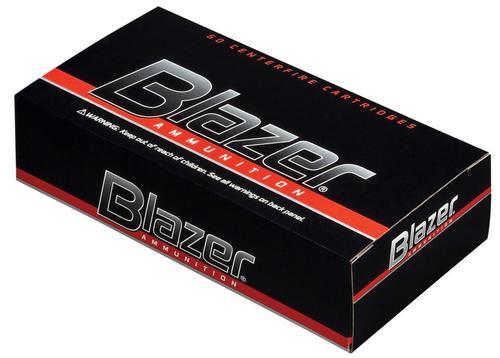 CCI Blazer 38 Special +P 158gr, Total Metal Jacket 50 Bx/ 20 Cs