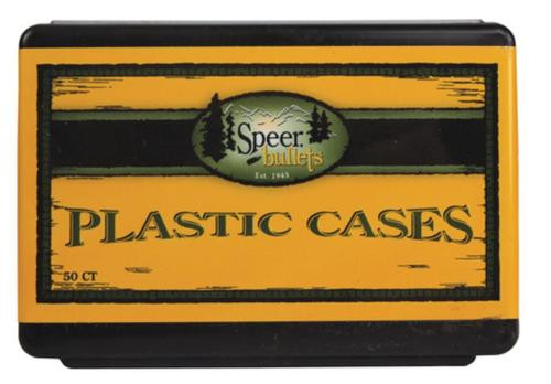 Speer Reusable Molded Plastic Training Cases .38 Special, 50rd/Box
