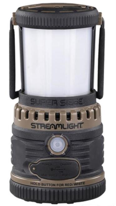 Streamlight Super Seige 120V AC Coyote