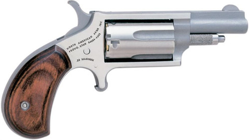 "North American Arms Mini Revolver, .22 Mag, 1-5/8"" Barrel, W/Extra Cylinder"