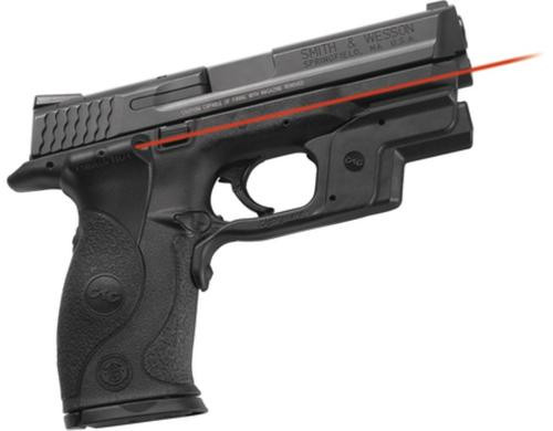 Crimson Trace Lightguard For S&W M&P Full Size 9Mm, .40 S&W, 45 ACP Black