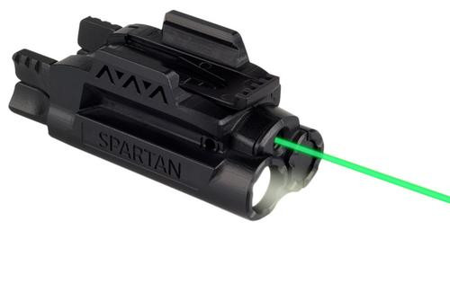 LaserMax Spartan Light & Laser Green Picatinny Mount AAA