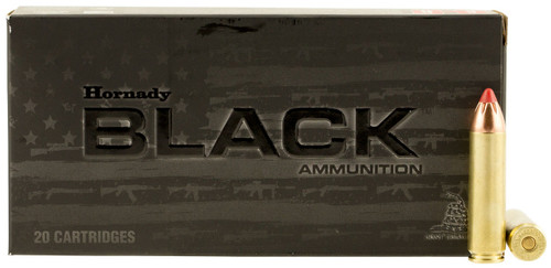 Hornady Black 450 Bushmaster 250gr FTX, Flex Tip Expanding 20rd Box