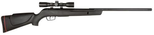 Gamo, Varmint, 177 Pellet, Black, Synthetic Stock, Spring Piston, 4x32 Scope, Single Shot, 1250 Feet Per Second