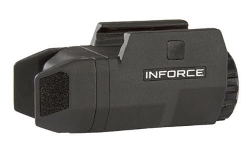 Inforce APL Compact White 200 Lumens CR2 Lithium (1) Black