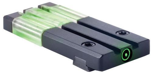 Meprolight Fiber Tritium Bullseye Sights Glock Green