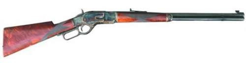 Navy Arms 1873 Color Case-Hardened 45LC 24