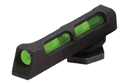 Hiviz For Glock Fiber Optic Front Sight Red/Green Steel