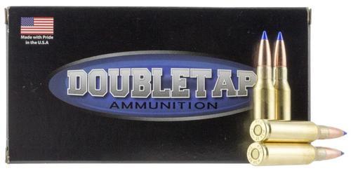 DoubleTap DT Longrange 7mm-08 Remington 140gr, Barnes Tipped TSX 20rd Box
